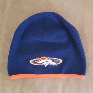 NFL Broncos snow cap